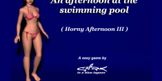 Horny Afternoon 3 – An afternoon at the swimming pool