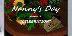 Nanny's Day 3: Celebration