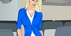 Airline Attendant