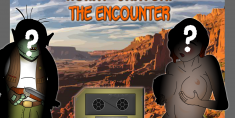 Horny Canyon: The Encounter
