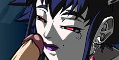 Twilight Sex – Umeko vampire blowjob