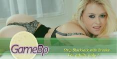 Strip BlackJack with Brooke