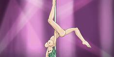 Halloween Striptease