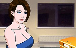 Resident Evil Facility XXX – Jill Valentine…