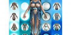 Flash Doll: Caramel