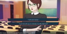 Quickie: Professor Belmont (Public)
