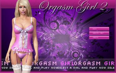 Orgasm Girl 2