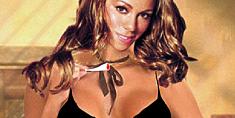 Mariah Carry Striptease